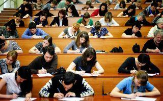 Как в Молдове пройдёт приём в университеты в этом году
