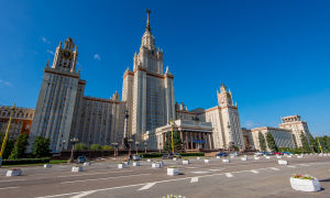 Российские вузы в рейтинге Times Higher Education