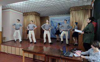 Технический колледж им. Ю.А. Гагарина отмечает 8 марта