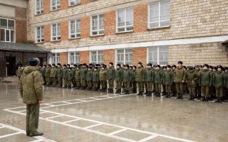 Тираспольское суворовское военное училище