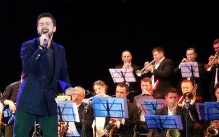 Юбилейный концерт Приднестровского государственного института искусств