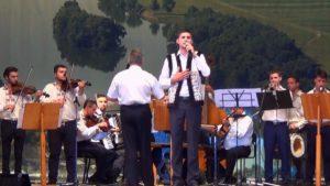 Оркестр молдавской народной музыки