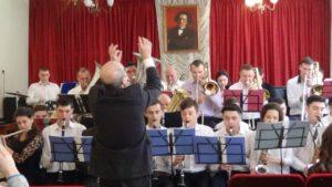 Оркестр духовых и ударных инструментов