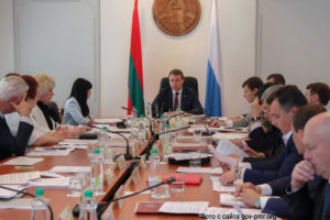 Заседание правительства ПМР
