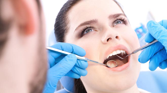 стоматолог, зубной врач, проверка пациента
